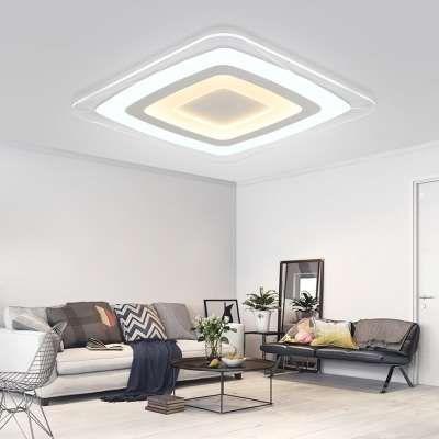 Eine moderne Deckenlampe für Wohnzimmer, Schlafzimmer