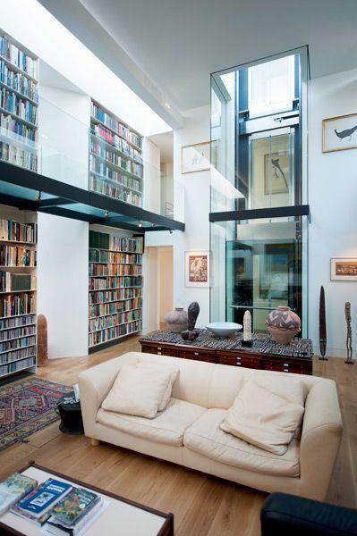Residence & Library, Richmond - Timothy Hatton Architects - Harris Calnan Construction Company