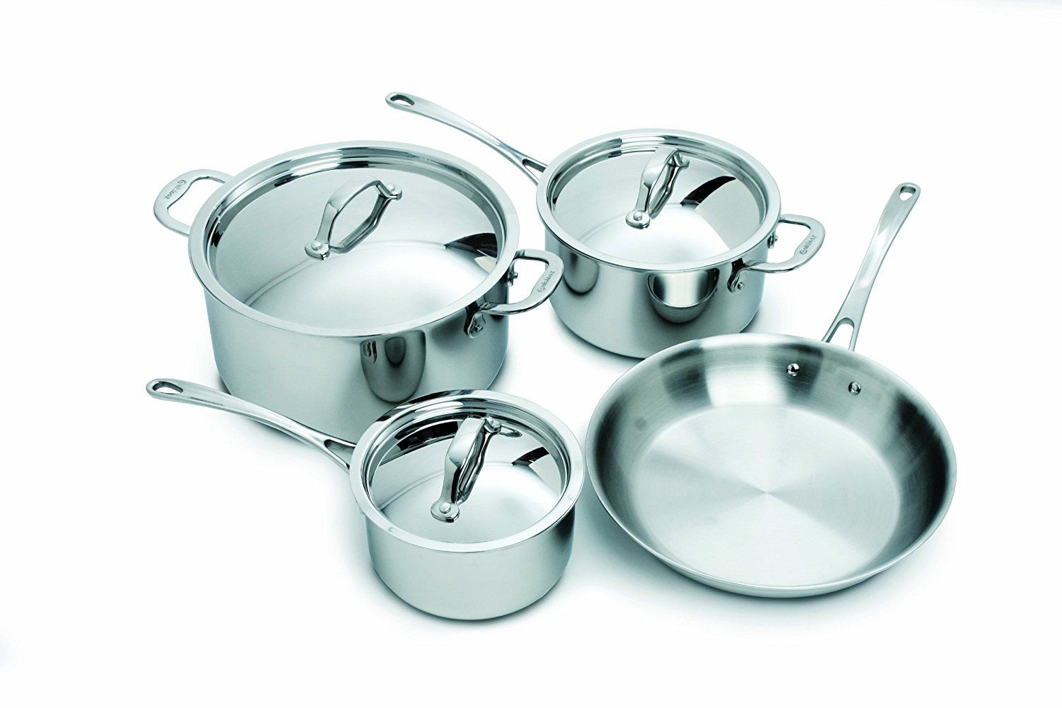 Cuisinox POT-307 Elite 7-Piece Cookware Set * Continue to the product at the image link.