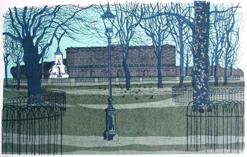 Green Park by Robert Tavener