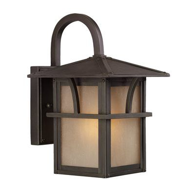 Sea Gull Lighting 8888 Medford Lakes LED Outdoor Wall Lantern