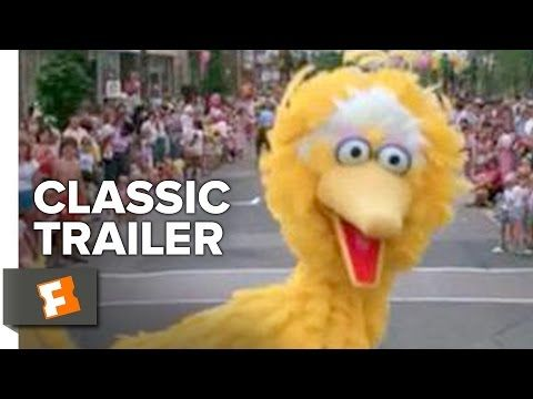 Sesame Street Presents Follow That Bird (1985) Official Trailer - Big Bird, Chevy Chase Movie - YouTube
