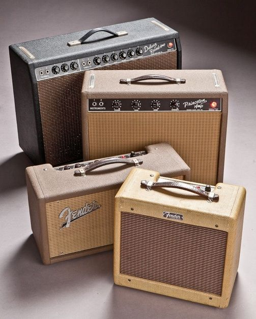 Pin By Thomas Johnson On Vintage Fender Amps Vintage Guitar Amps Fender Guitar Amps Guitar Amp