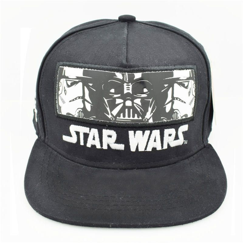 STAR WARS Adult Snapback Baseball Cap New Official Lucasfilm//Disney Trucker