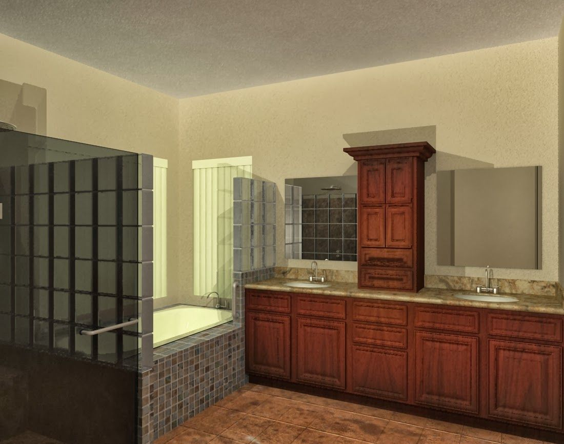 Bathroom Design by Diego Serrano. Complete Bathroom ...