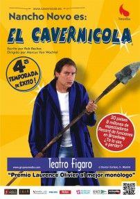 """""""El Cavernícola"""". Muy recomendable ir a verla para entender por qué hombres y mujeres somos como somos. Muy risas."""