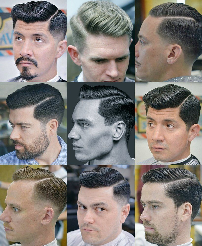 Mens Hairstyles With Side Partings How To Style The Side Part