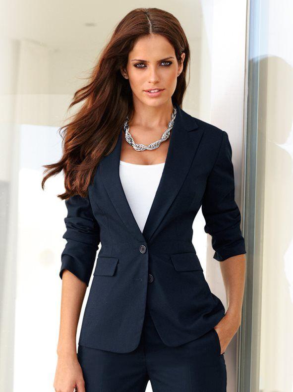 Fotos de chaquetas americanas mujer