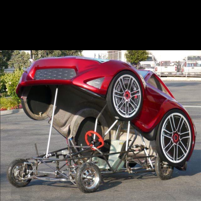 The Scion FR-S Soapbox Racer