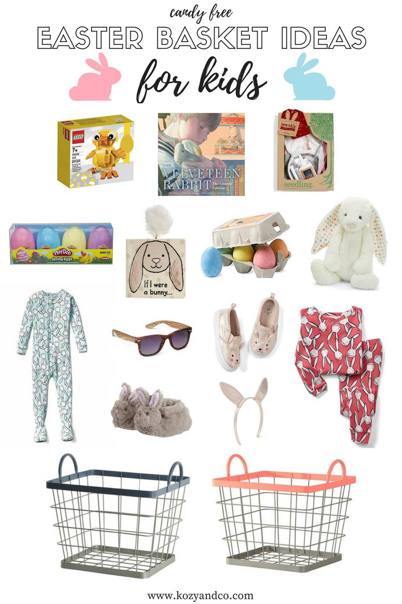 Candy free easter basket ideas for kids basket ideas easter candy free easter basket ideas for kids negle Images