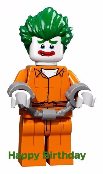 Free Batman Lego Birthday Greeting Cards In 2020 Lego Batman Lego Batman Movie Lego Minifigures