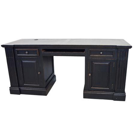 Bureau zwart my style bureau zwart interieur