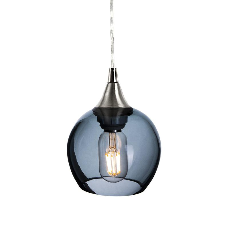 Lucent Single Pendant Light Form No. 763 Dimmable led