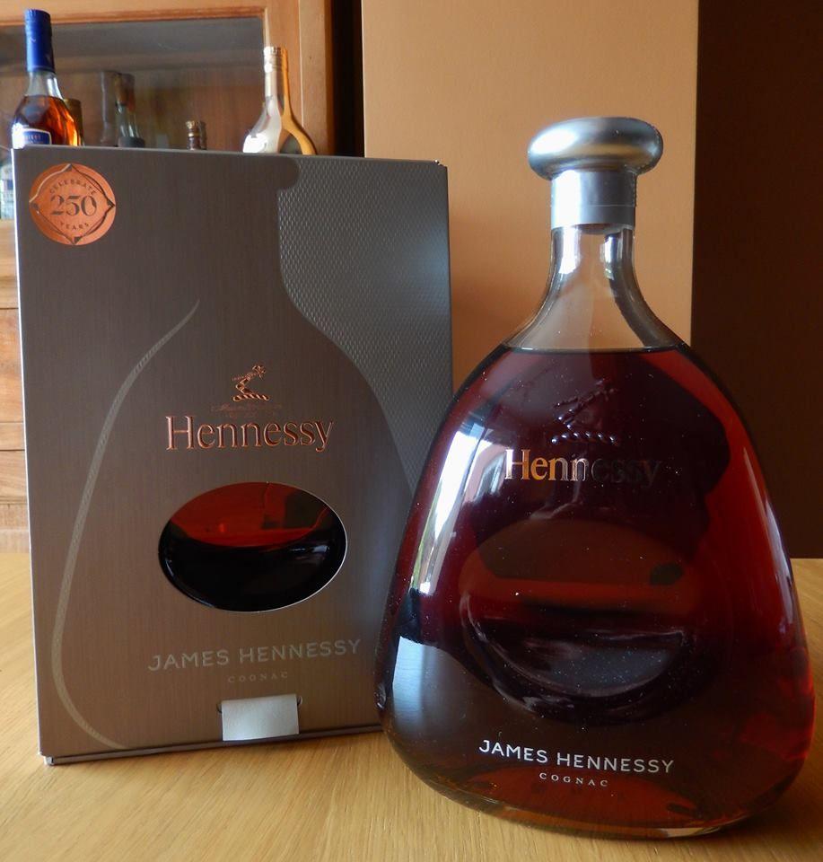 James Hennessy Cognac Exclusively Duty Free Cognac Unique