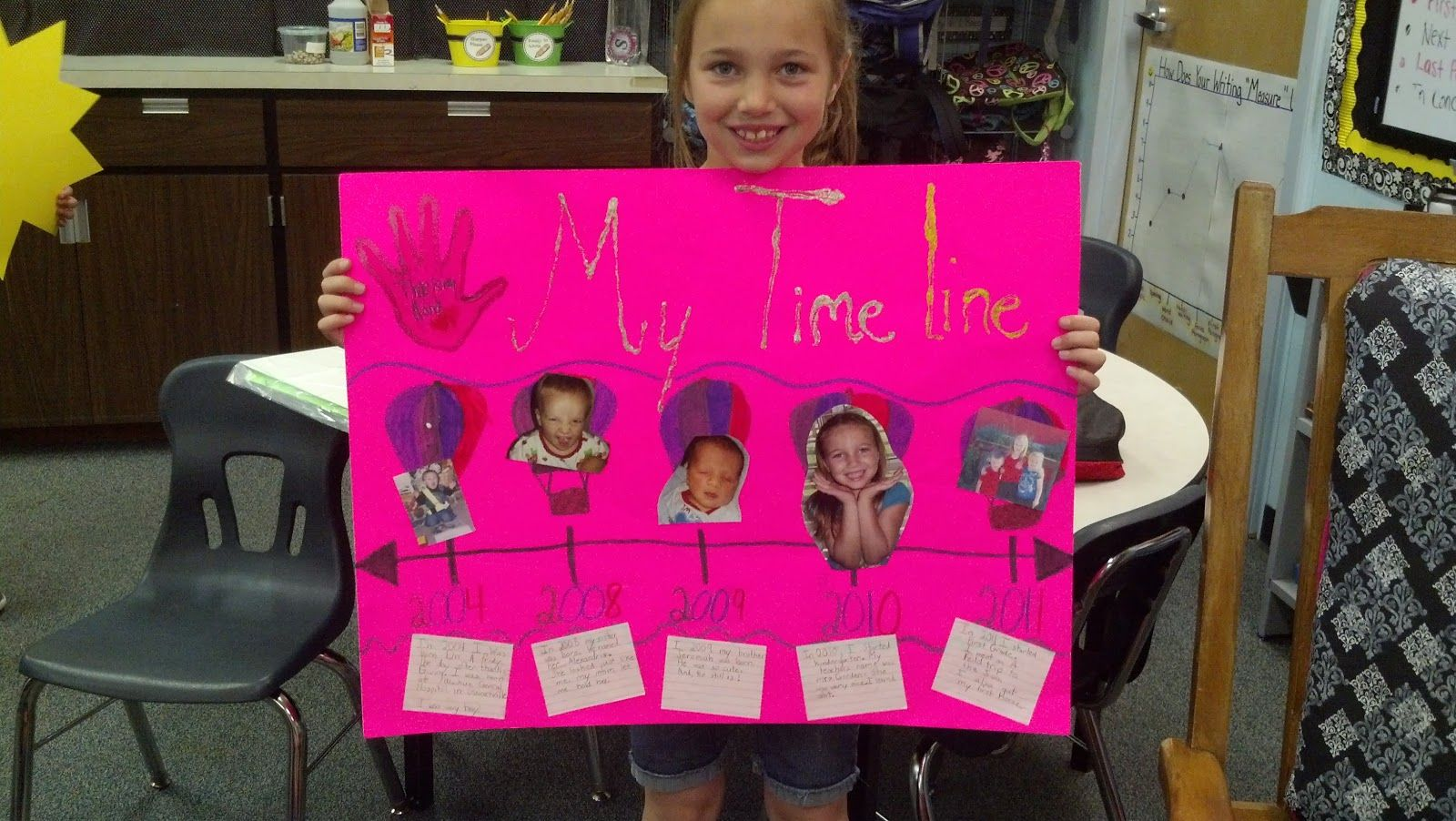 Timeline Project Study History Activities For Kids Social Science Classroom Teaching
