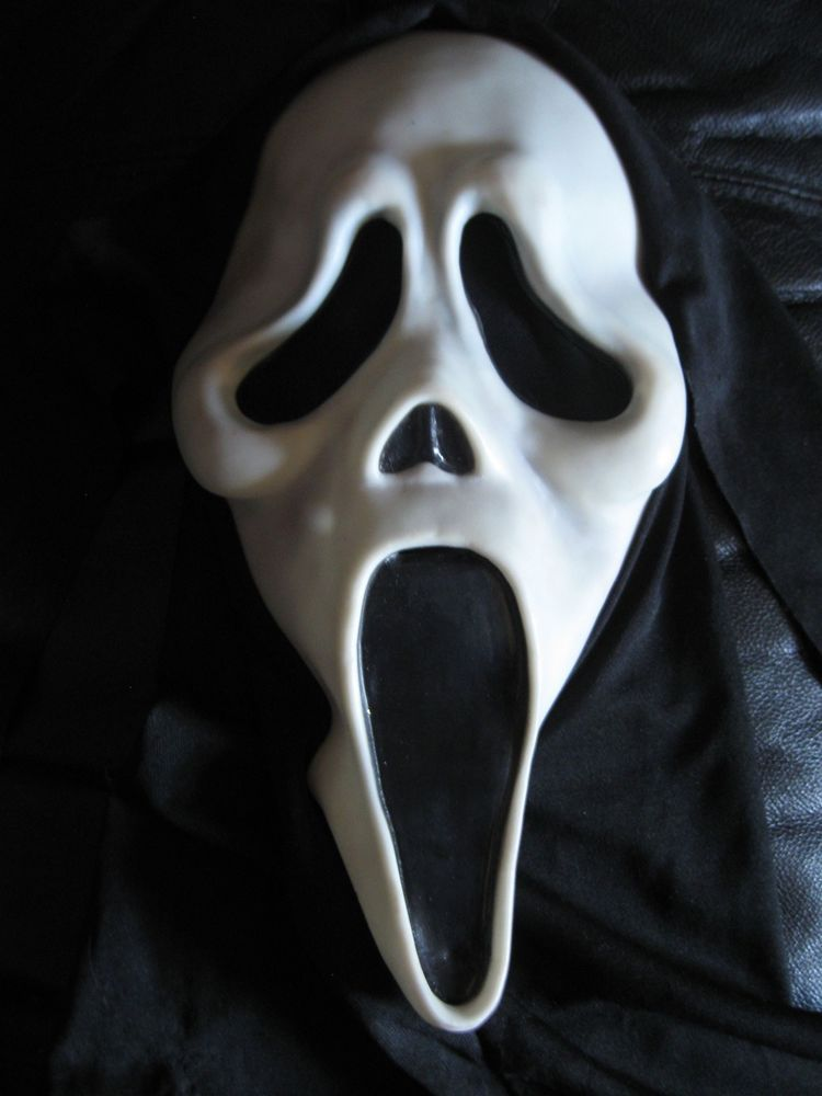 Image result for halloween scream mask
