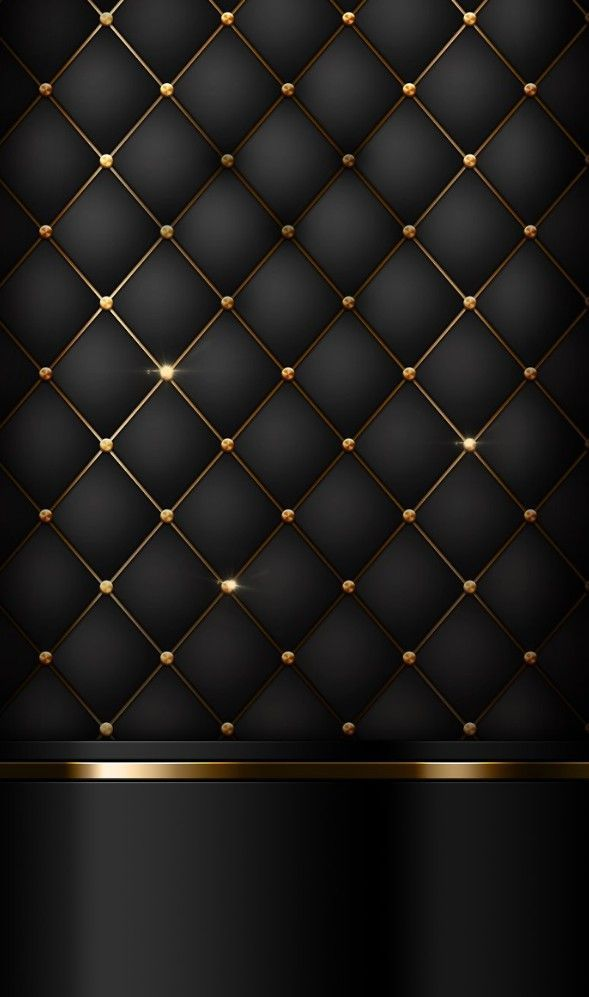 Black And Gold IphoneBackgrounds