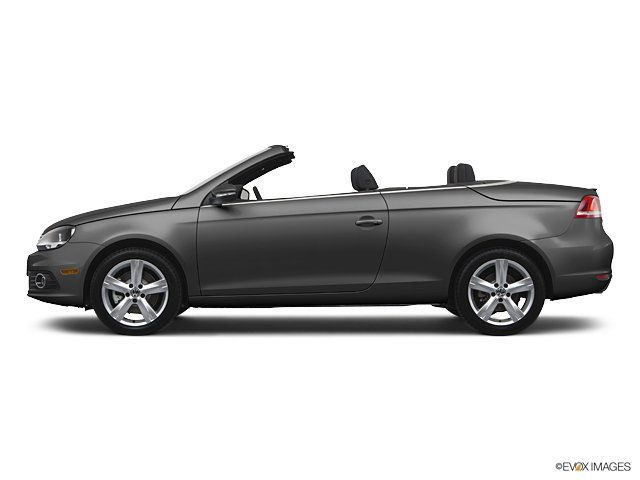Eos Indium Gray Metallic Lux Named For The Mythological Greek Goddess Of The Dawn The Volkswagen Eos Is A Four Seat Two Door Folding Ha Vw Eos Volkswagen Eos