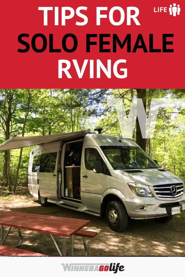 Photo of Tips for Solo Female RVing