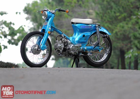 Top modifikasi motor honda astrea