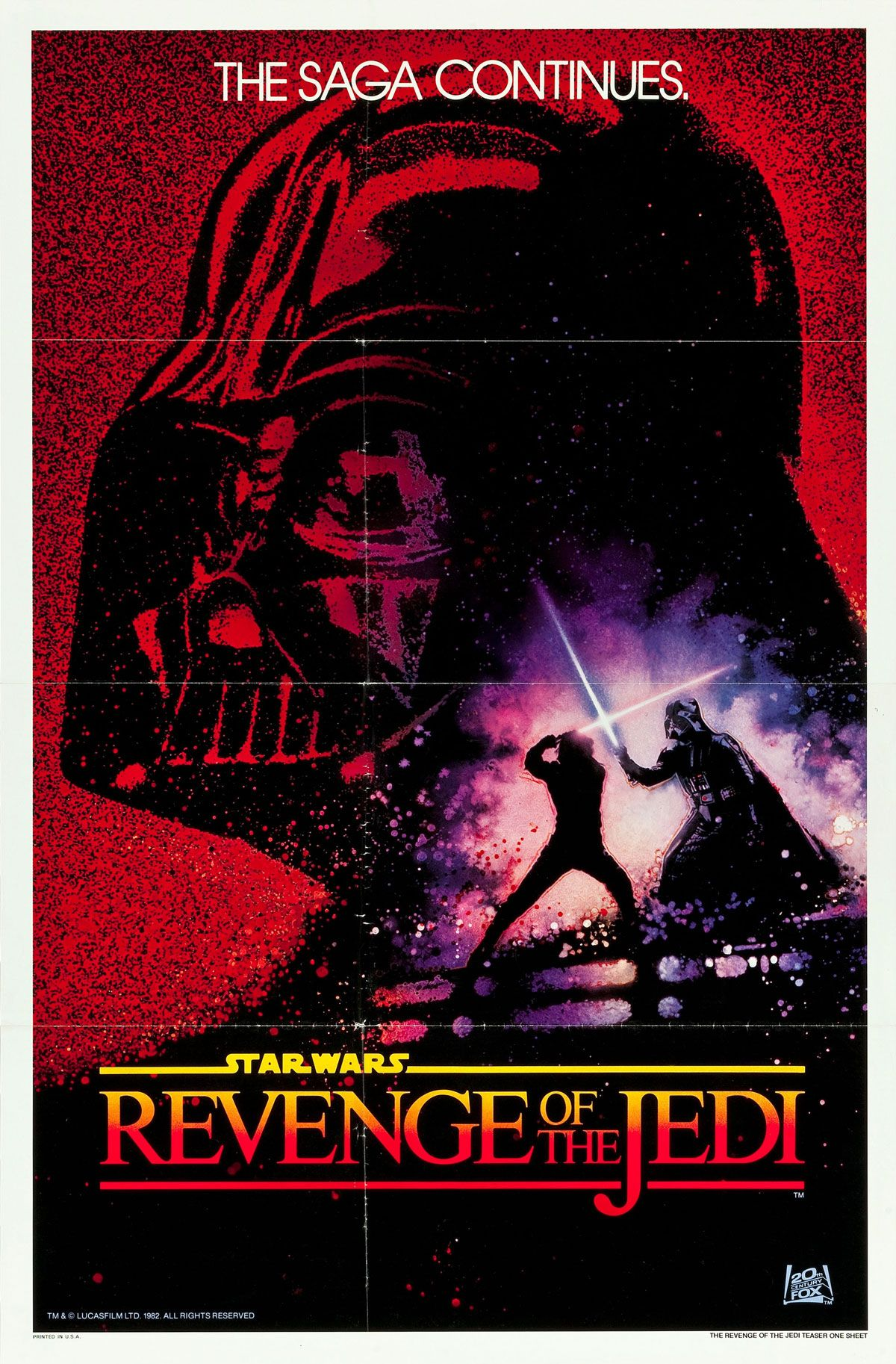 The Force Will Be with You at Heritage\'s Vintage Movie Poster ...