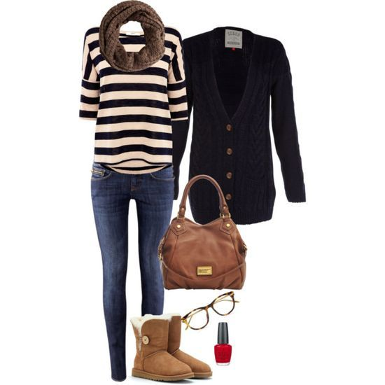 xmas #gifts Ugg Navy Outfit #outfits ugg boots ioffer | Mode ...