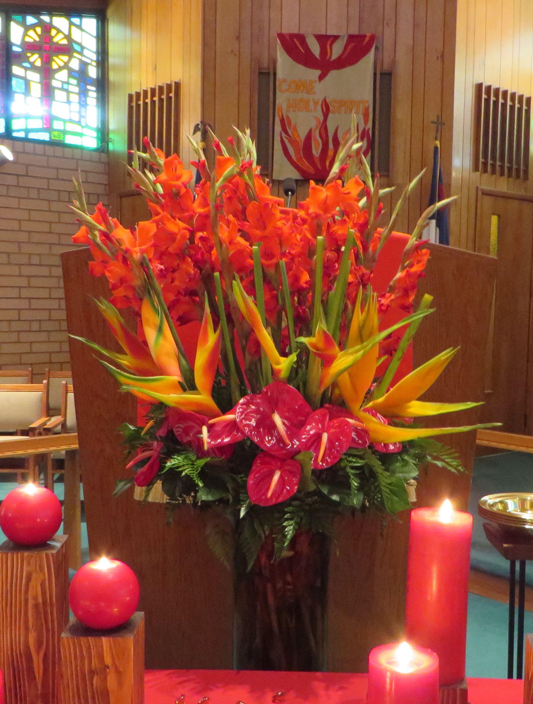 Pentecost Sunday 2015 St Timothy Umc Brevard Nc Beautiful