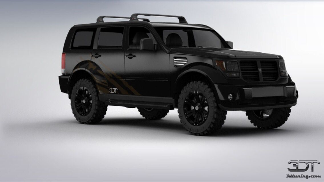 Dodge Nitro Designed By Cody Squier