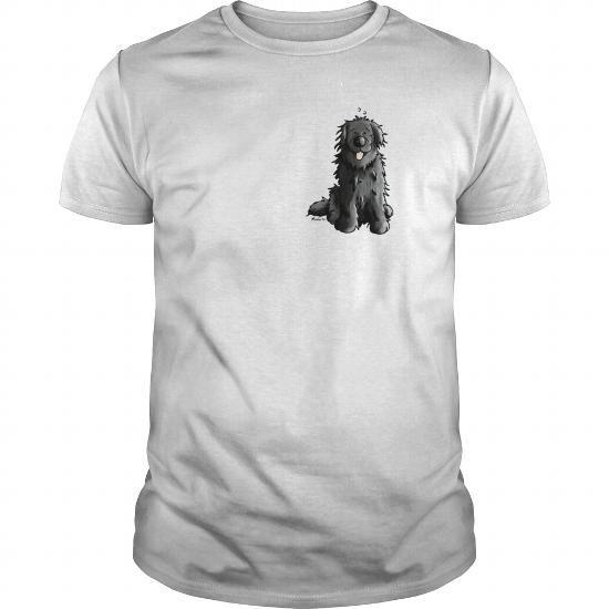 I Love Newfie Shirt; Tee