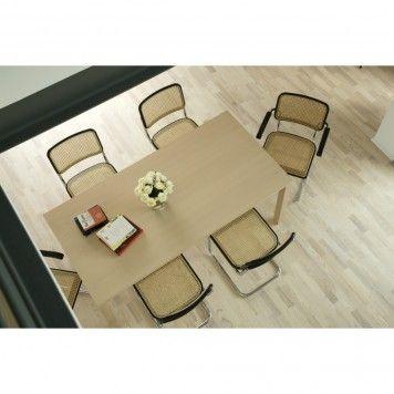 Thonet S 64 Tubular Steel Cantilever Chair by Einrichten-Design - Via Designresource.co