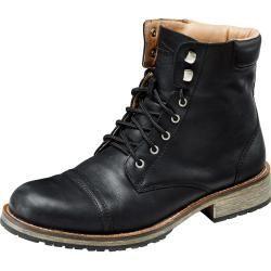 Reduced boots –  Spirit Motors Urban leather shoe 2.0 motorcycle boots black uni…