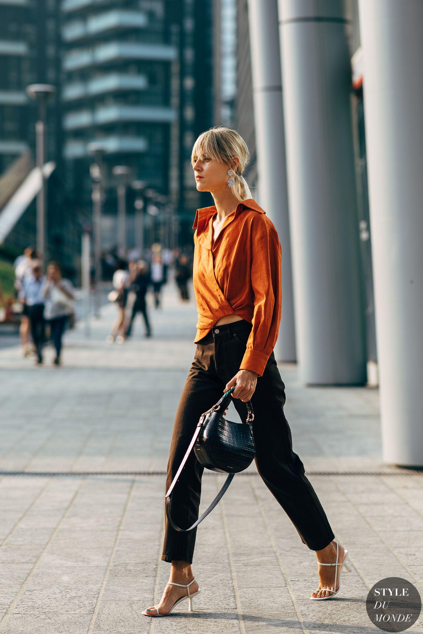 a4e1e67d3fa Milan SS 2019 Street Style  Linda Tol