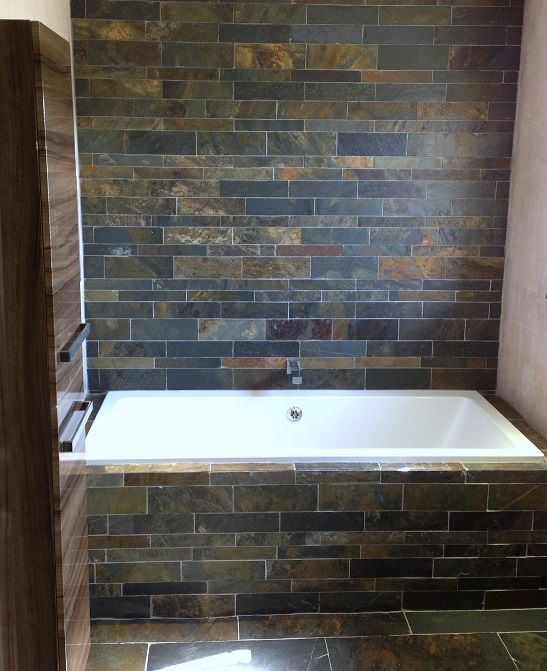 Bring the natural rustic look into your home with our Slate range