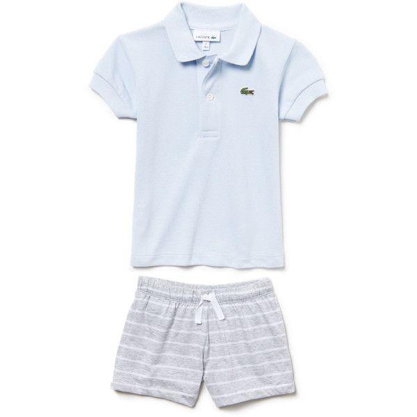 Baby Boy Lacoste Polo