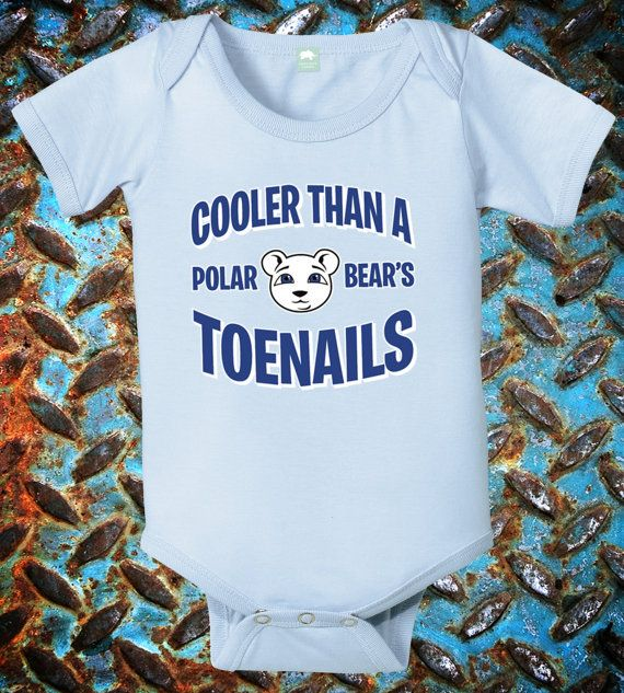 ddfeaea62 Polar Bear One Piece Infant T-Shirt Cute Newborn Tee 6 month 12 ...