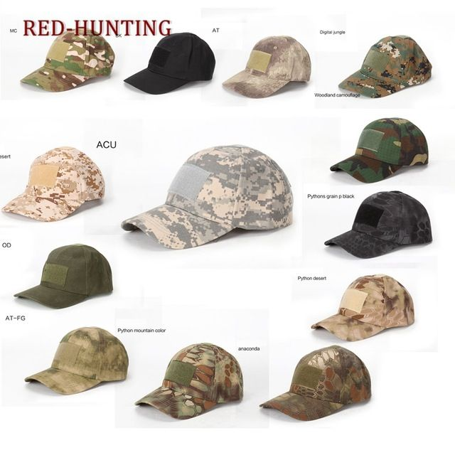 36cd7afc4085c Adjustable Multicam Military Camouflage Hats For Men Airsoft Snapback  Tactical Baseball Caps Paintball Combat Army Hats Review