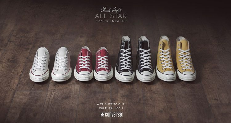 c0e91b462ab62c Converse Chuck Taylor All Star 70s Colorways