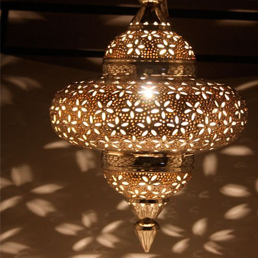 Pin de adriana aguilar en decoraci n marroqu brass lamp - Telas marroquies ...
