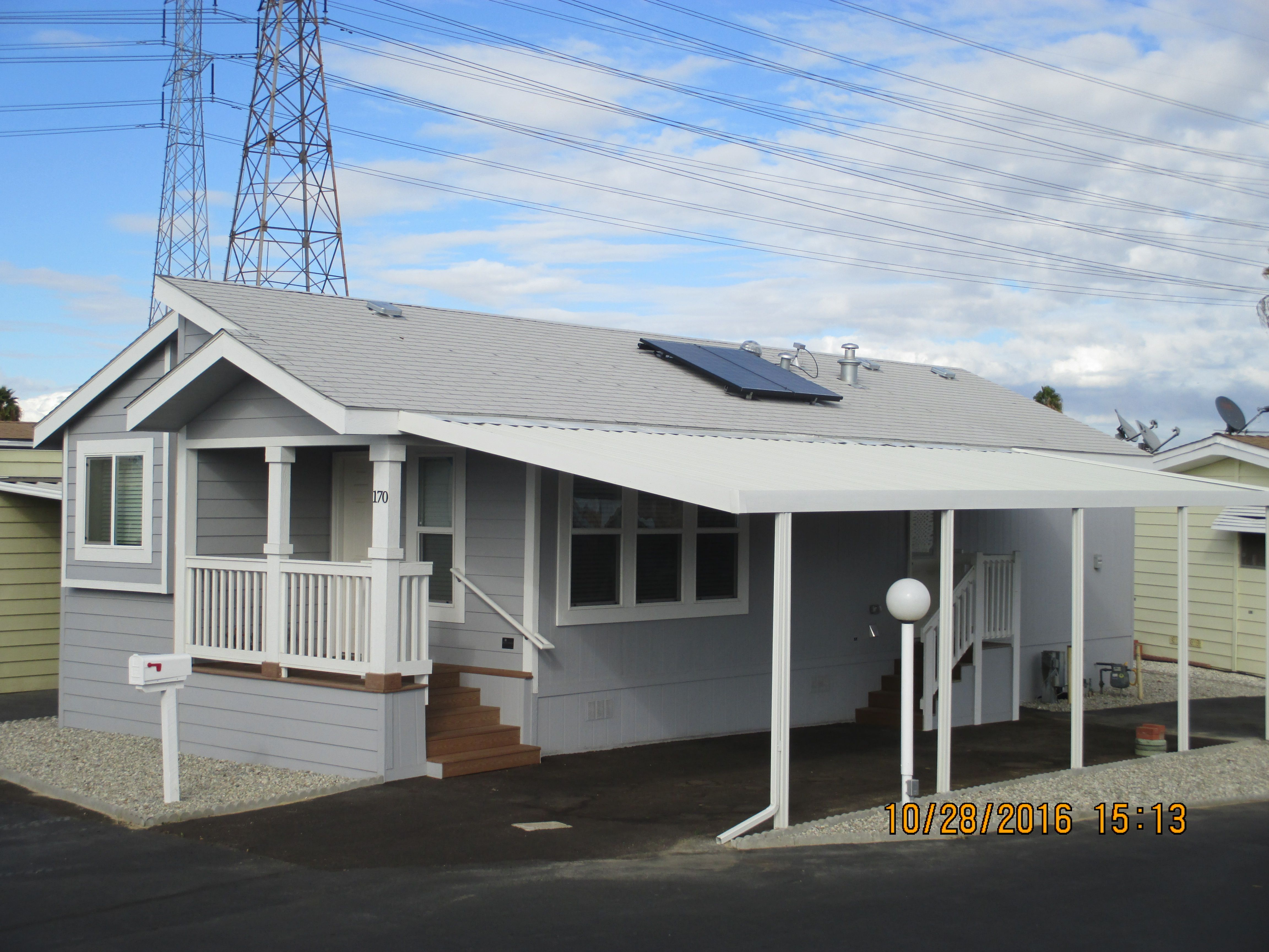 Rental new Solar add on home | Energy efficient homes ...