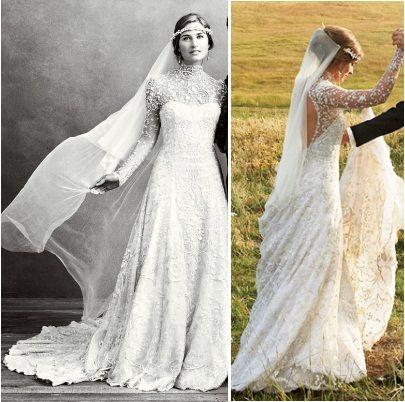 Ralph Lauren Wedding Dress