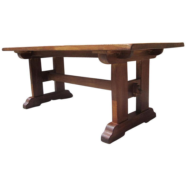 Tressel Table Antique Trestle Table Antique Furniture From