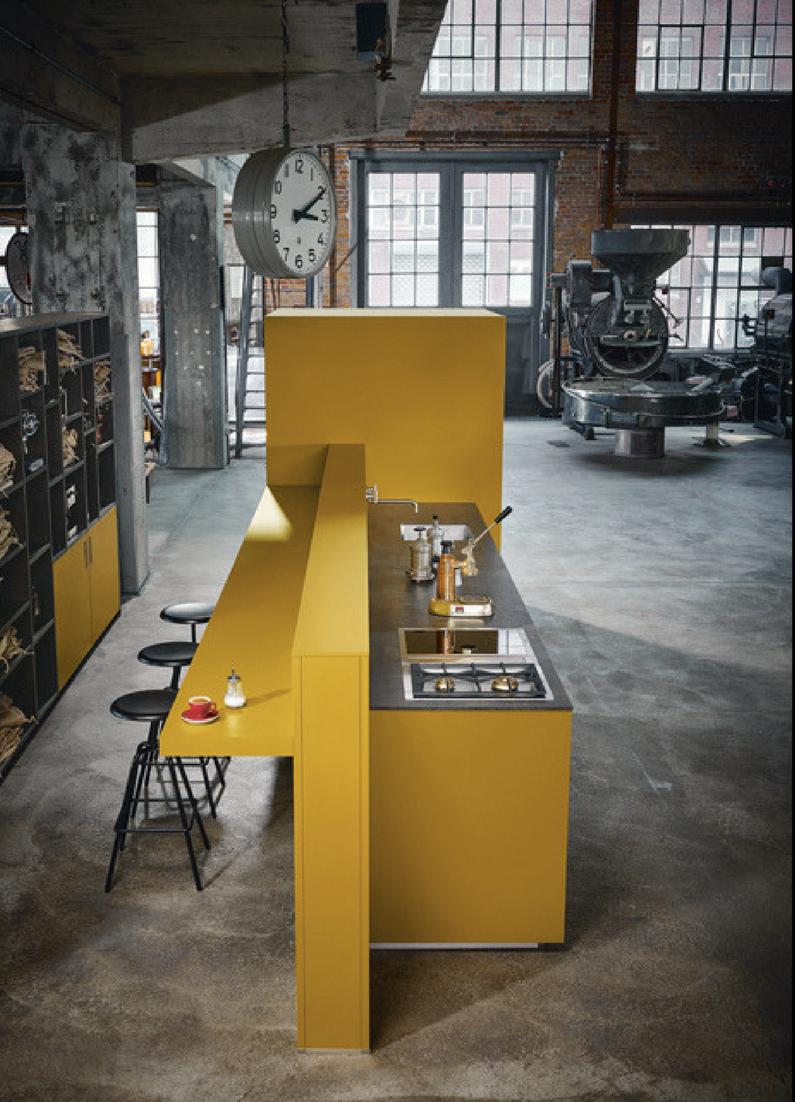Ausgezeichnet Farbtrends Küchenwand 2015 Galerie - Ideen Für Die ...