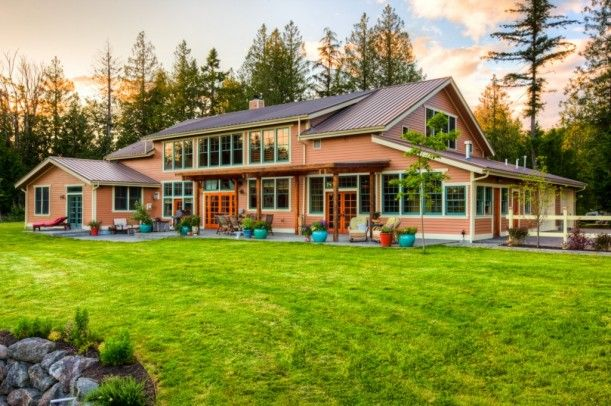 """This Bainbridge Island Home Comes With """"Indoor Treehouse"""""""