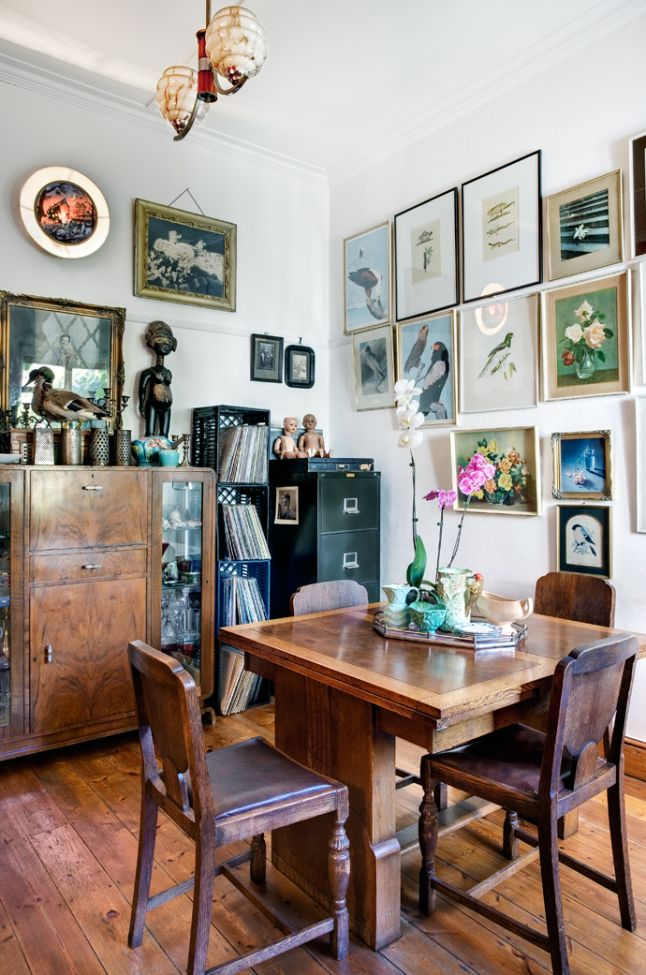 Art And Artifacts Gallery Wall Pinterest Home Home Decor And