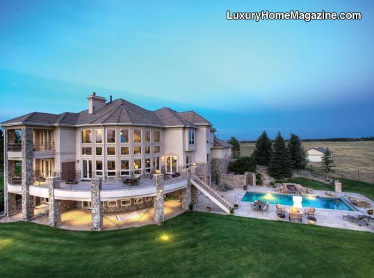 LHM Colorado - Stunning estate with indoor batting cage! View more ...