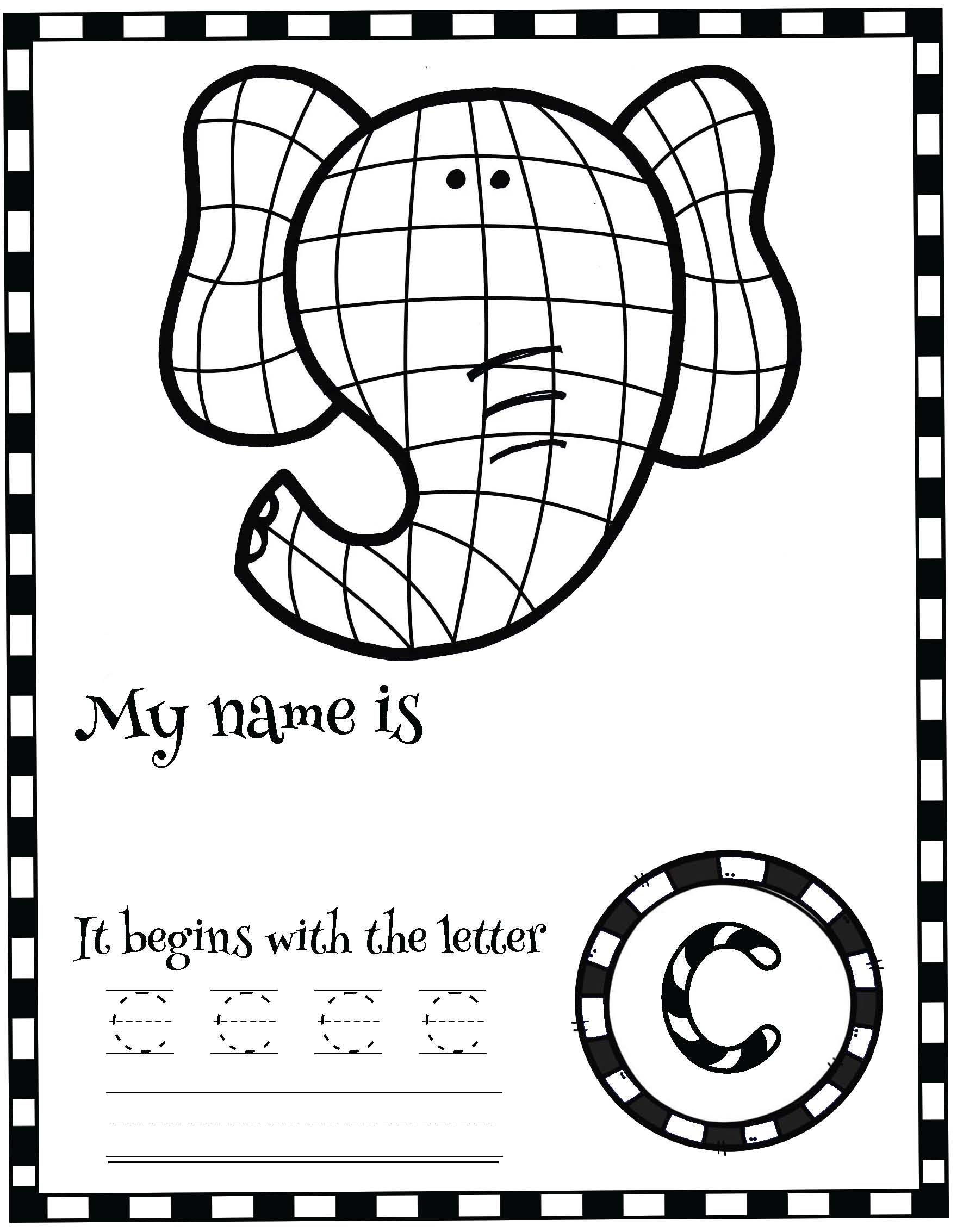 Quick Easy And Fun Name Writing Activities