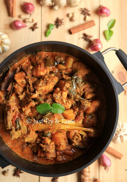 Resep Kalio Ayam Tanpa Santan A La Jtt Resep Ayam Masakan Masakan Indonesia