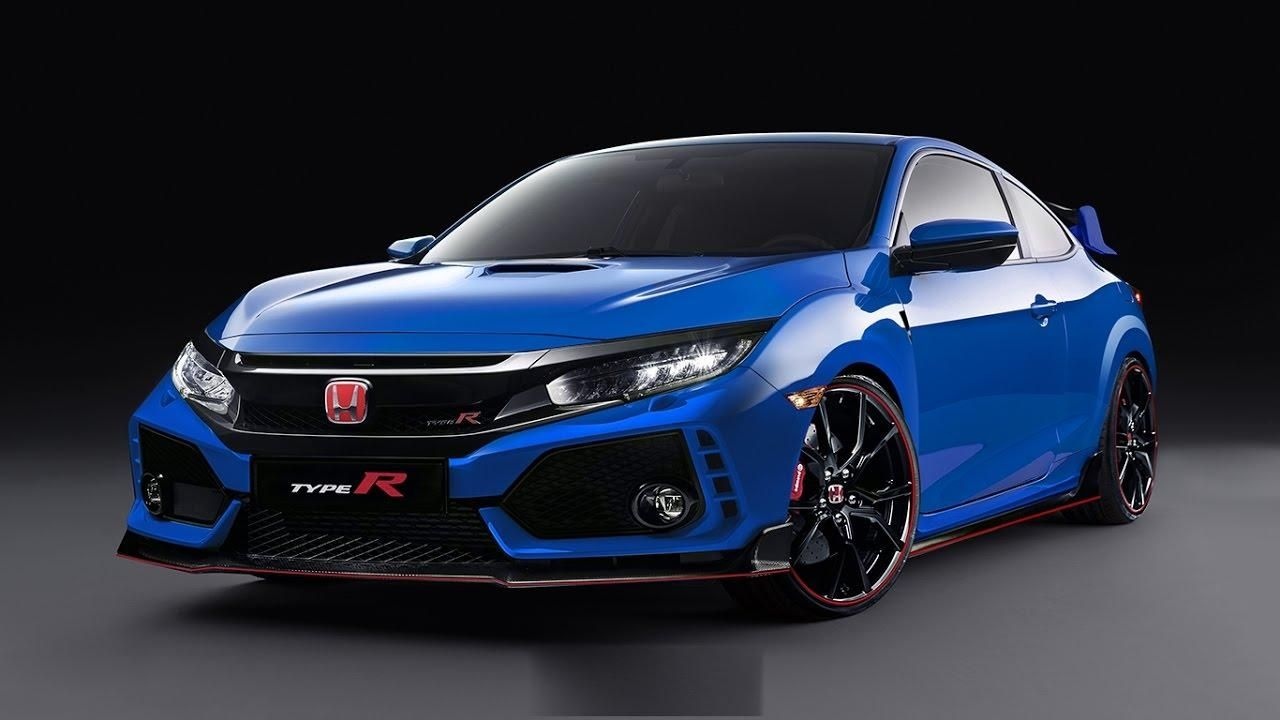 2019 Honda Civic Type R Coupe Youtube within 2019 Civic
