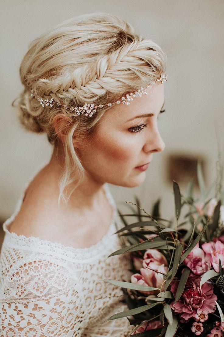 Neue Brautfrisuren fr lange Haare  Brautfrisuren