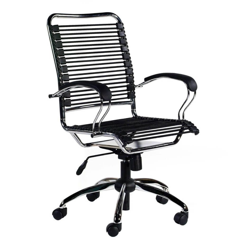 Ordinaire Flat Bungee Office Chair With Arms